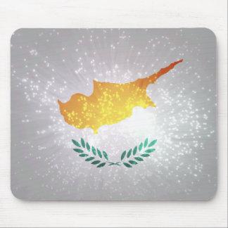 Κύπρος σημαία mouse pads