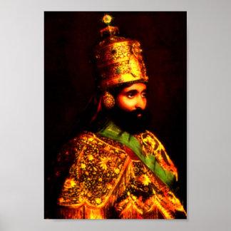 ቀዳማዊኃይለሥላሴ | Haile Selassie mim poster da coroação