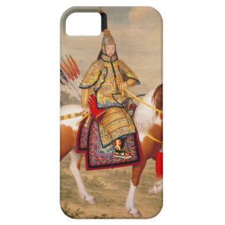 乾隆帝 do imperador do Qianlong de China na armadura Capa Para iPhone 5