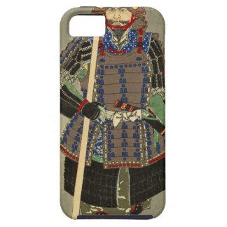 山中幸盛 de Yukimori do guerreiro do samurai - 月岡芳年 de Capas Para iPhone 5