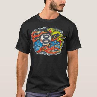 00001 lamas do Bola 8 Tshirts