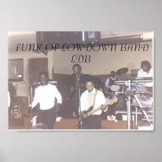 002_LowDownBand 2 FUNK Da BANDA do LOWDOWN Poster