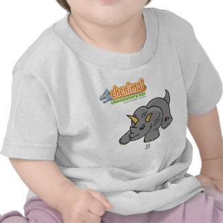 030 Zi de Chenimal (zinco) Camisetas