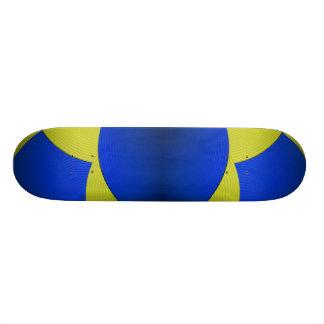 08 skate amarelo & azul