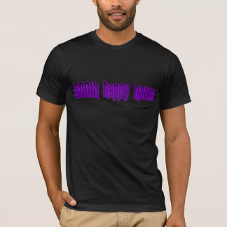 1000th Assombração feliz Camiseta