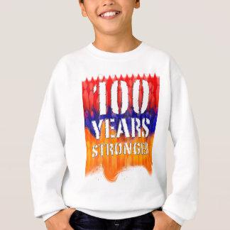 100 anos de camisola arménia mais forte da agasalho