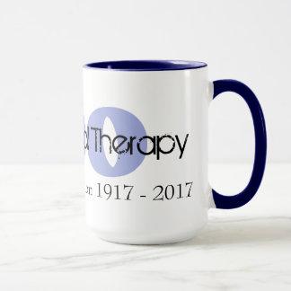 100 anos de caneca da terapia ocupacional