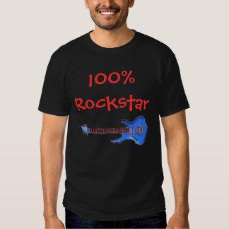 100%Rockstar Tshirts