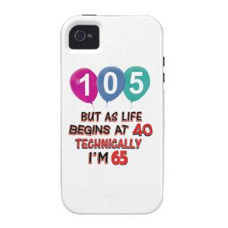 105th design do aniversário do ano