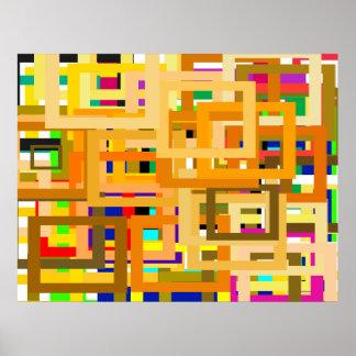 107 beiras da cor para que VOCÊ personalize Pôsteres