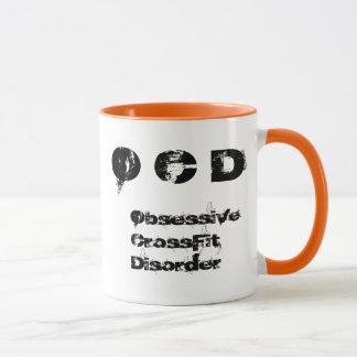 11 caneca da onça OCD