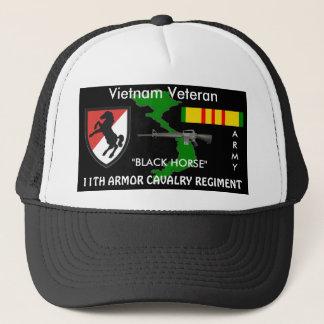 11o Bonés da bola de Vietnam do regimento de