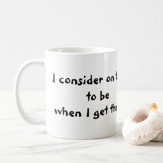 11oz. Caneca de café com citações