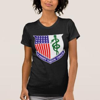 128th Hospital do apoio de combate T-shirts