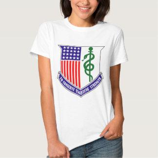 128th Hospital do apoio de combate Tshirts