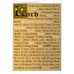 12 cartões da etapa moderam a oração da recuperaçã