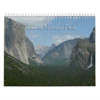 12 meses do calendário do parque nacional de