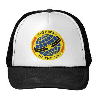 133rd Regimento da aviação - estrada no céu Bonés