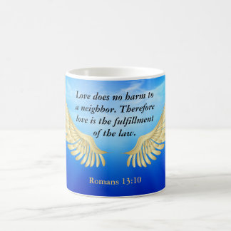 13:10 dos romanos caneca de café