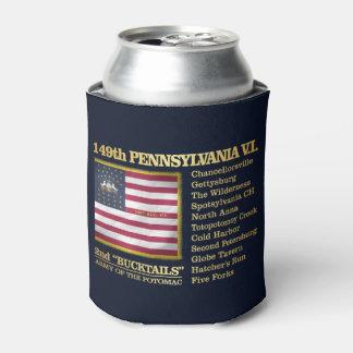 149th Pensilvânia VI (BH) Porta-lata