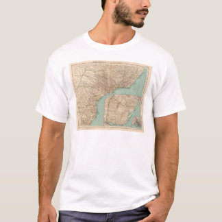 15758 Brasil do sul, Uruguai Camiseta