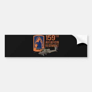 159th aviação - Apache Adesivo Para Carro