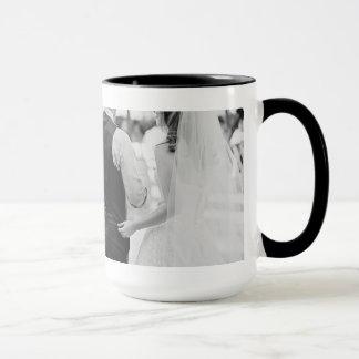 15oz caneca feita sob encomenda combinado do café