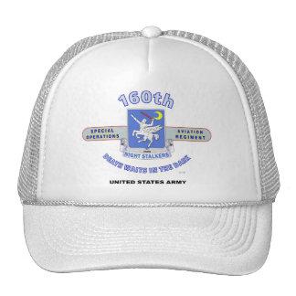 160th Boné do regimento da aviação das operações e
