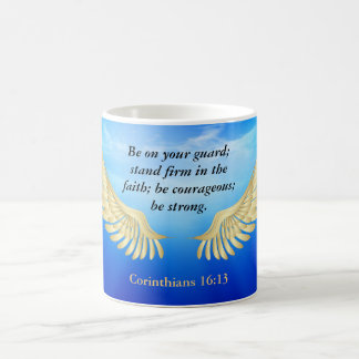 16:13 dos Corinthians Caneca De Café