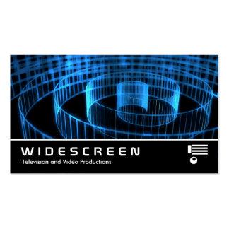173 Widescreen - Spirral Cartões De Visitas