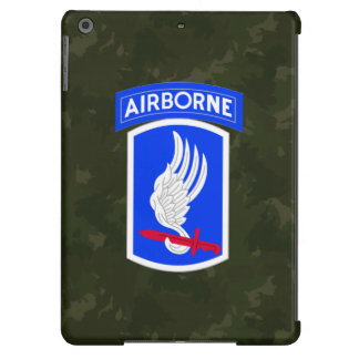"""173rd Equipa de combate do """"soldados da brigada Capa Para iPad Air"""
