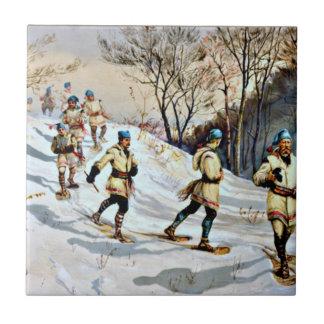 1886) Neve-Calçar do vintage (