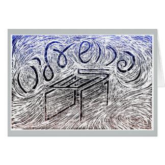 18:11 judaico do salmo do cartão do ano novo - 12