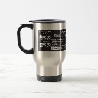 18 canecas de café inoxidáveis da velocidade