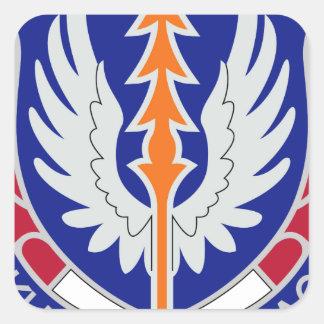 193rd Regimento da aviação Adesivo Quadrado