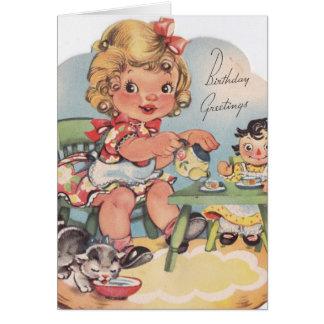 1948 cartões de aniversários