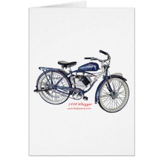 1948_Whizzer_Texturized Cartão Comemorativo