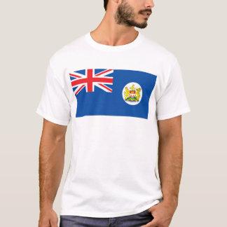 1949) t-shirt de Hong Kong Bandeira ( Camiseta