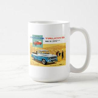 1959 caminhões de Dodge Caneca De Café