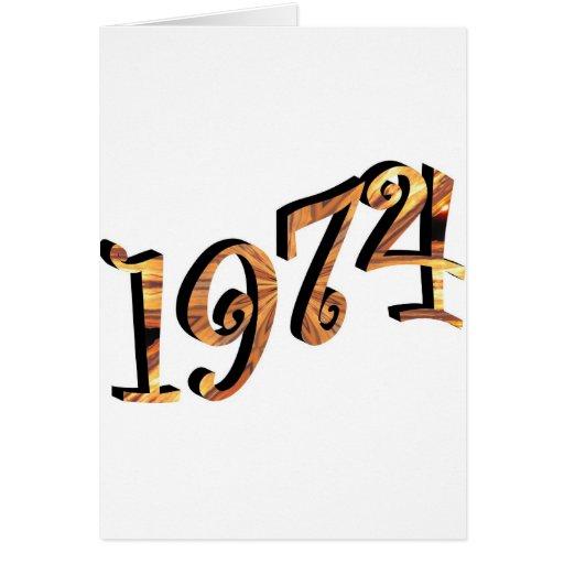 1974 CARTAO