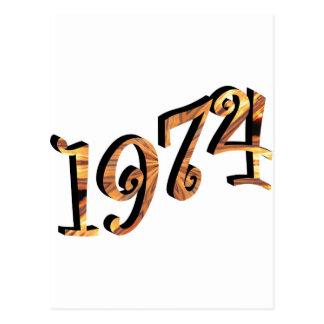 1974 CARTOES POSTAIS