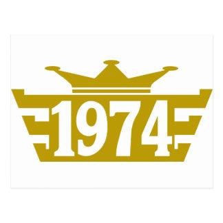 1974-Royal png Cartões Postais