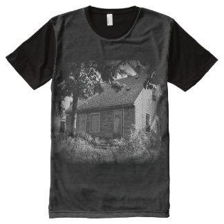 19946 Dresden Camisetas Com Impressão Frontal Completa