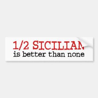 1 2 siciliano adesivos