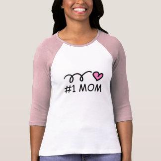 #1 camisa da mamã t