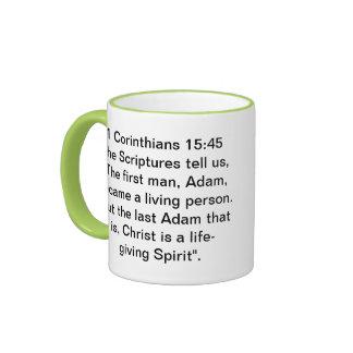 1 caneca personalizada 15:45 dos Corinthians