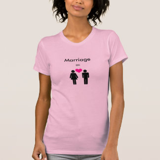 1 homem, 1 camisa da mulher