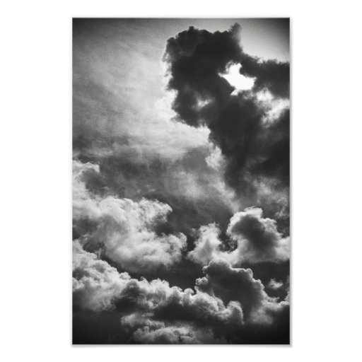 #1 intitulado (nuvens) arte de fotos