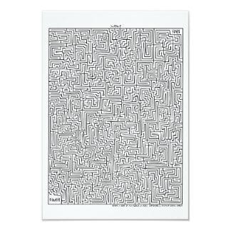 1 labirinto surpreendente maia! Convite