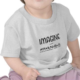 1WeekNoTech-04.png Tshirt